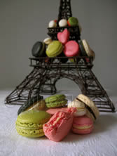 Eiffel Tower Parisian Macarons
