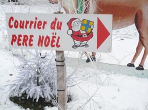 Courrier du Pere Noel