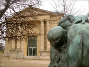 Orangery Museum Paris Tuileries Gardens