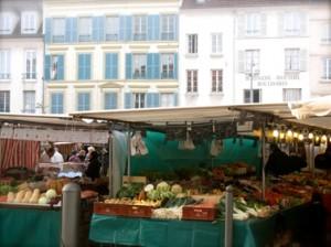 St Germain en Laye Market