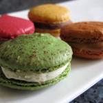 Pain de sucre patisserie macarons Paris