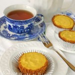 mango egg tart egg yolk recipe