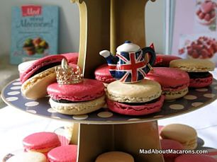 Royal Macaron Procession