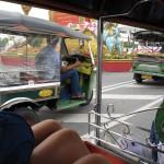 tuk tuk scam ride in Thailand