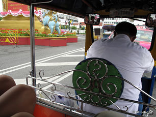 Tuktuk Bangkok adventure