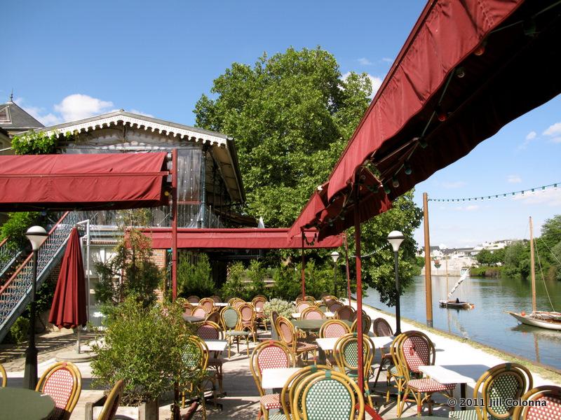 Maison Restaurant Fournaise Chatou