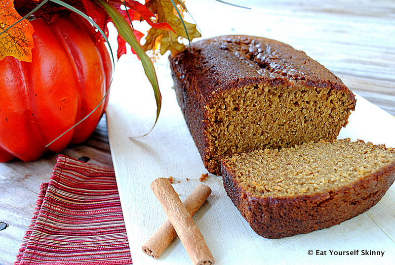 pumpkin spiced loaf recipe