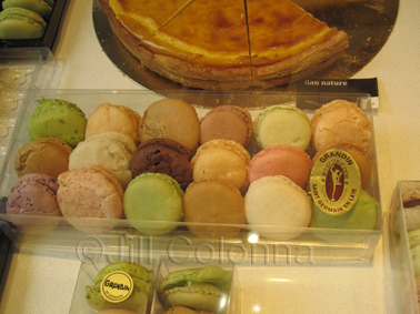 Grandin-macarons