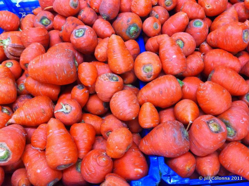 round carrot