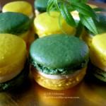 verbena-lemon-macarons