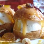 nougat-choux-buns-orange-caramel