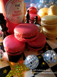 Saturday Night Disco Macaron Fever