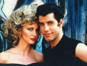 Could we be Sandy and Travolta look-a-likes?