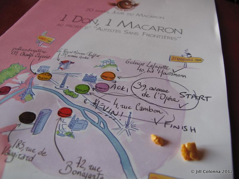 macaron day Paris