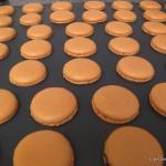 silicone macaron mat