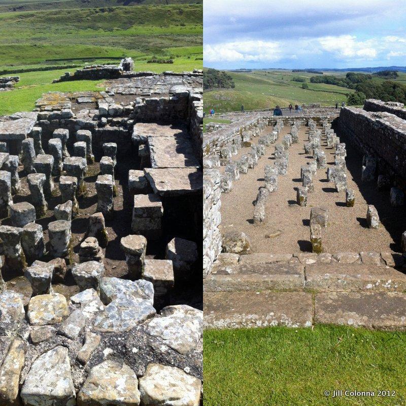Roman Ruins England