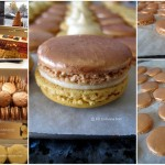 shiny-bronze-macarons-christmas