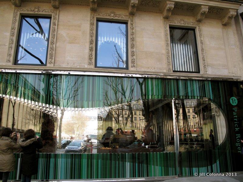 Patrick Roger Madeleine Boutique Paris with MadAboutMacarons.com