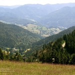 Belchen mountain Black Forest Germany