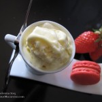 creamy lemon ice cream recipe and interview with orgasmic chef