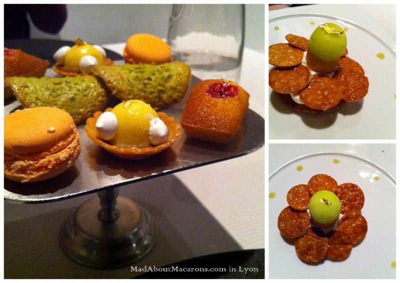 Christian Tetedoie restaurant Lyon