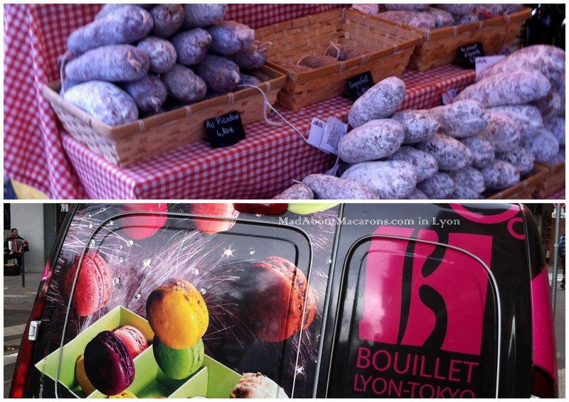 market in Lyon