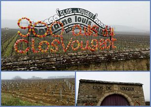 Burgundy Clos Vougeot wine festival