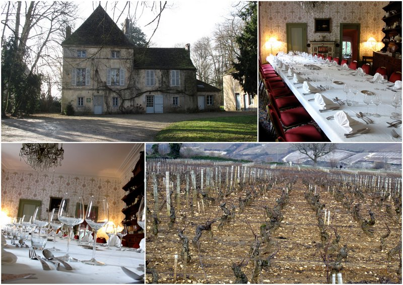 best gites in Mersault Burgundy France