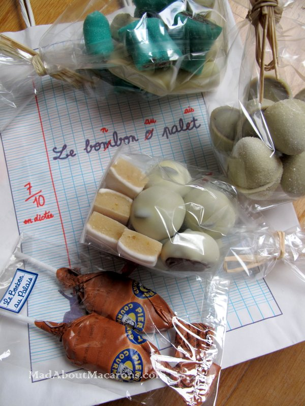 the best regional French sweet confiseries