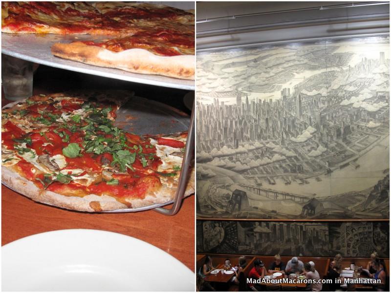 John's Pizzeria, Times Square, NYC
