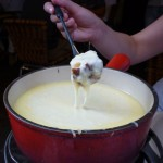 How to eat Cheese Fondue like the French
