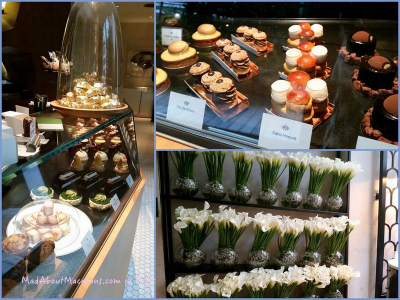Cake shop Mandarin Oriental Paris