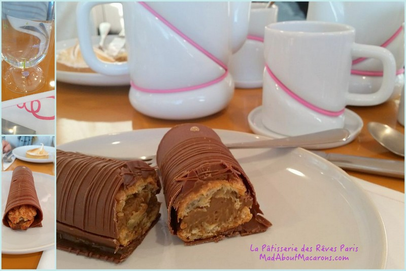 La Patisserie des Reves in Paris tea salon