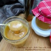 confiture de lait recipe