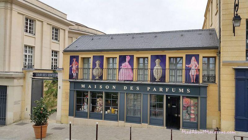 Maison des Parfums Versailles