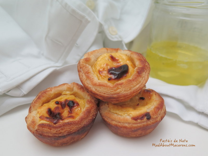 past is de nata portuguese custard tarts recipe mad. Black Bedroom Furniture Sets. Home Design Ideas