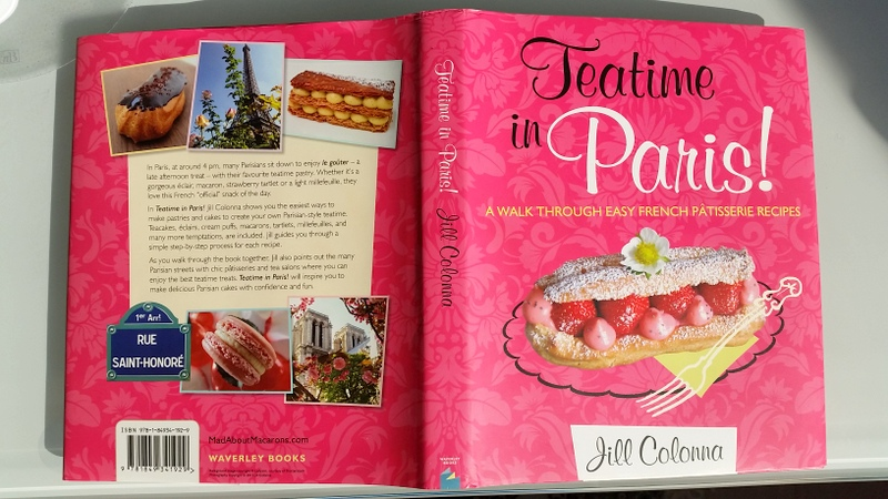 teatime in Paris book cover