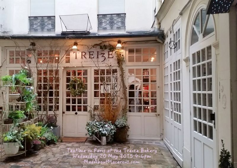 Treize 13 Bakery in Paris, 16 rue des Saint Peres