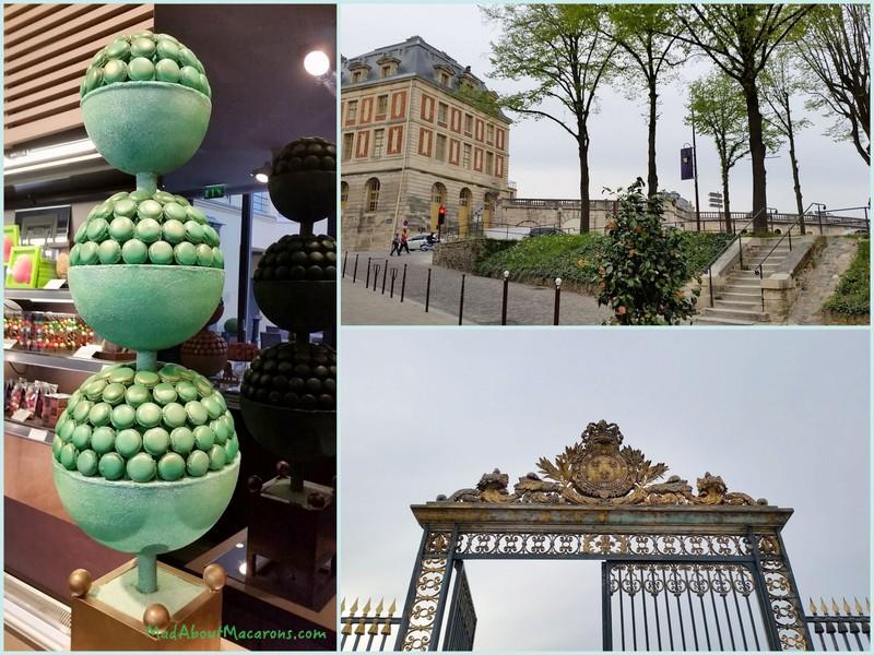 Le notre at Versailles