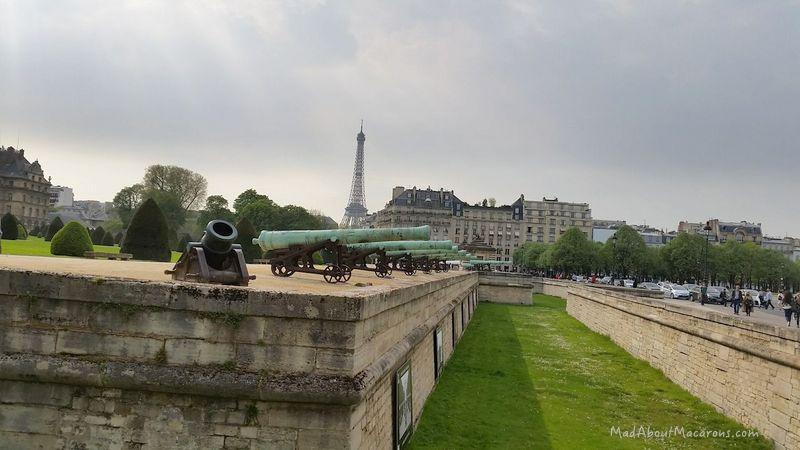 Les Invalides, Springtime Paris
