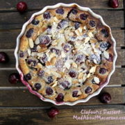French Cherry Clafoutis Recipe