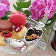 Macaron tea by Theodor Paris