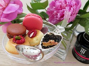I Love You, Macaron Tea - Theodor Paris