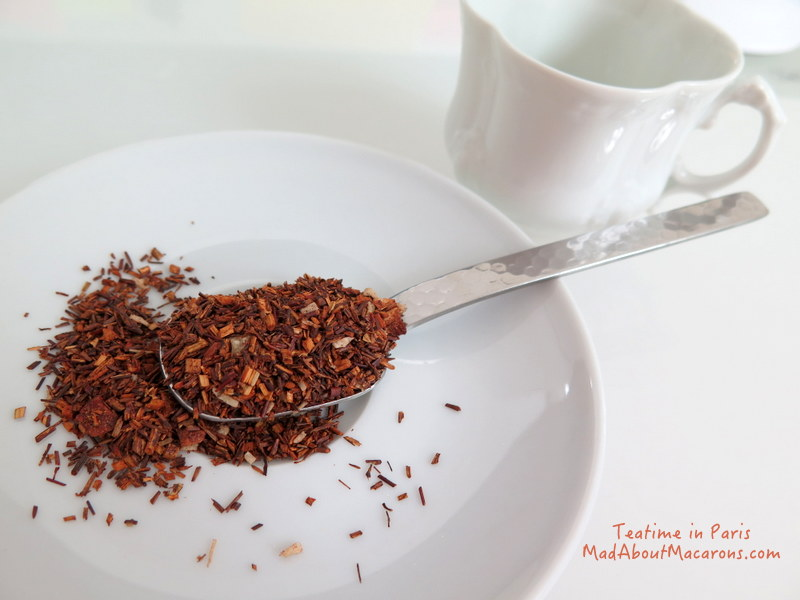 Rooibos tea: carpe diem Theodor Paris