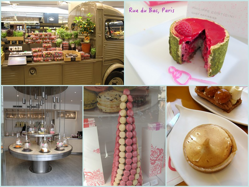 Rue du Bac Paris Patisseries