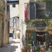 Patisserie in St Remy de Provence