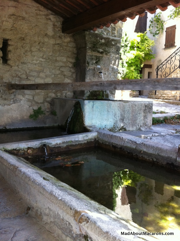 Lavoir washing place Provence
