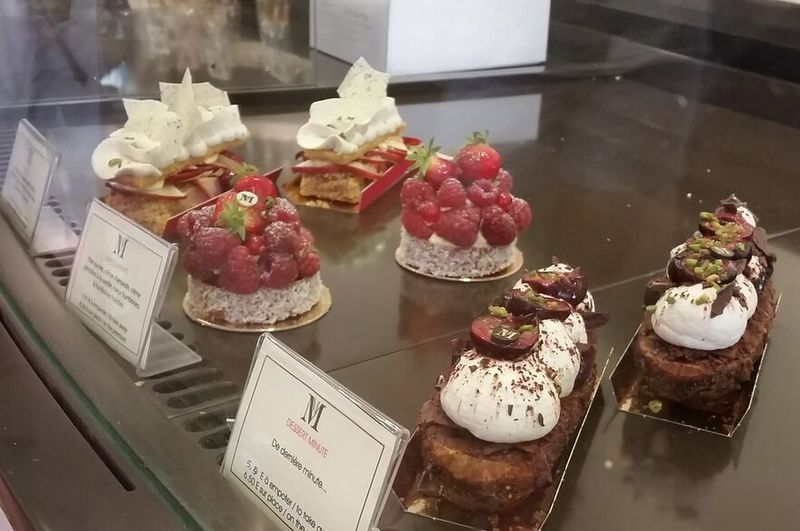 Michel Marshall best patisserie in St Remy de Provence
