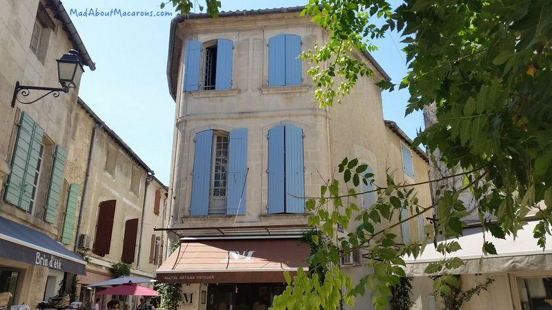 Patisserie st Remy de Provence