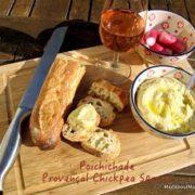 Poichichade or Provencal Chickpea spread
